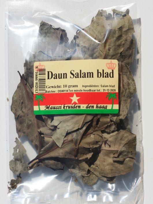 Daun Salam blad