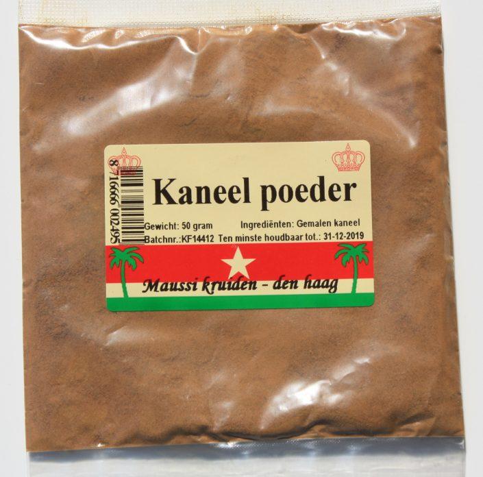 kaneel poeder 50 gr