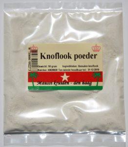 knoflook poeder 50 gr