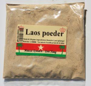 laos fijn 50 gr