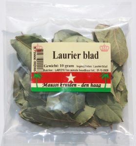 laurier blad 10 gr.