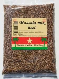 massala mix 200 gr