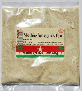Methie-funegriek fijn 50 gr