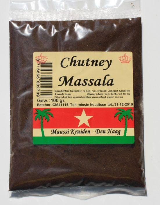 chutney massala 100 gr
