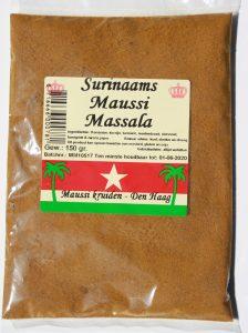 maussi massala 150 gr