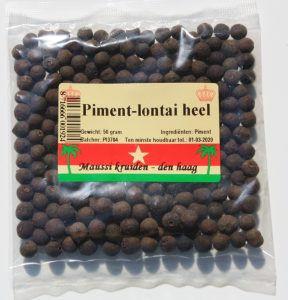 piment heel 50 gr